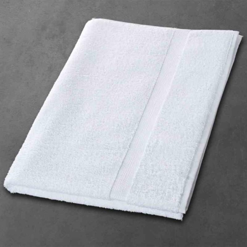 maxi drap de bain luxe blanc 100 coton 500 g m. Black Bedroom Furniture Sets. Home Design Ideas